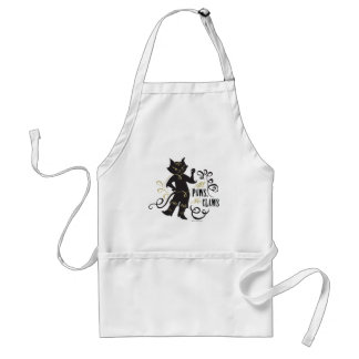 All Paws No Claws Adult Apron