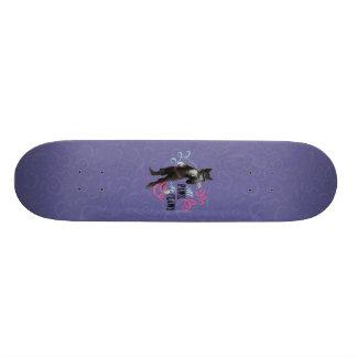 All Paws No Claws (color) Skate Decks