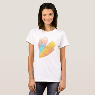 All People Heart T-shirt
