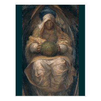 All Pervading Spirit Angel Postcard