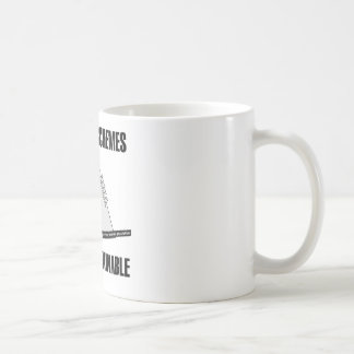 All Ponzi Schemes Are Unsustainable (Econ Humor) Coffee Mug