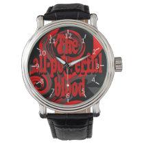 All-Powerful Blood Wristwatch
