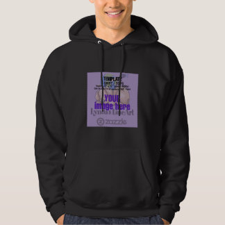 All Product TEMPLATES - NO Cards Hoodie
