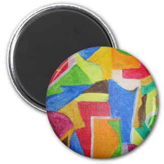all products sporting vibrant geometric designs 2 inch round magnet