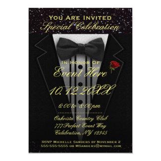 All Purpose | Tuxedo Invitation