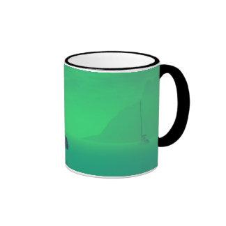 All Quiet in the Loch Ringer Coffee Mug