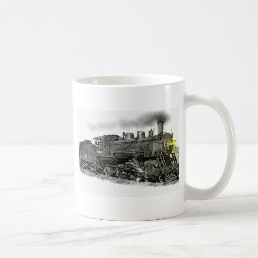 All Railroad Locomotive Coffee Mug