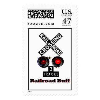 All Railroad Stamp