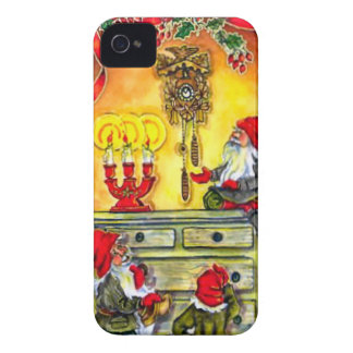 All ready for Christmas iPhone 4 Case-Mate Case