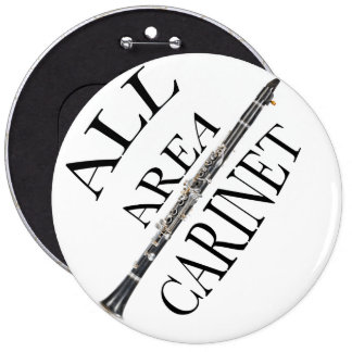 All REGION CLARINET Player Button ANY COLOR