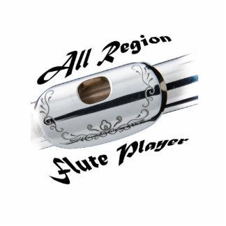 All Region flute Player key Chain or Keychain