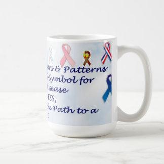 All Ribbon Awareness Coffee Mug