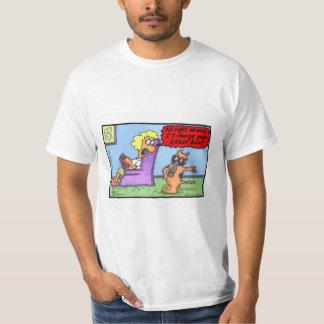 All right already! FUNNY Bow Wows & Meows cartoon! Shirt
