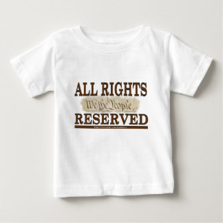 All Rights Baby T-Shirt