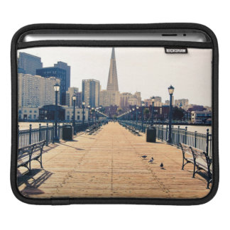 All roads lead to pyramid iPad sleeves