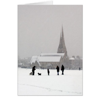 All Saints Church, Blackheath Greeting Card