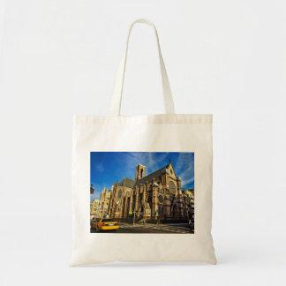 All Saints Church in East Harlem ToteBag Budget Tote Bag