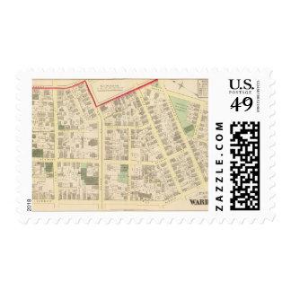 All Saints Episcopal Church Union Congregational Stamp