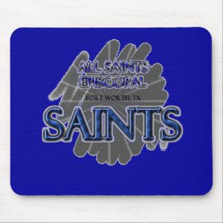 All Saints Episcopal SAINTS - Fort Worth, TX Mouse Pad