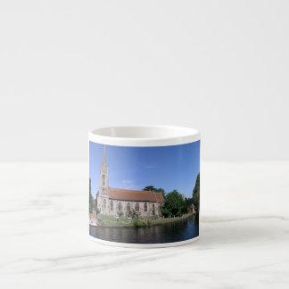 All Saints, Marlow, Buckinghamshire Espresso Cup