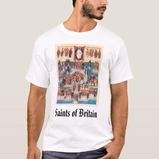 All Saints of Britain, Saints of Britain T-Shirt