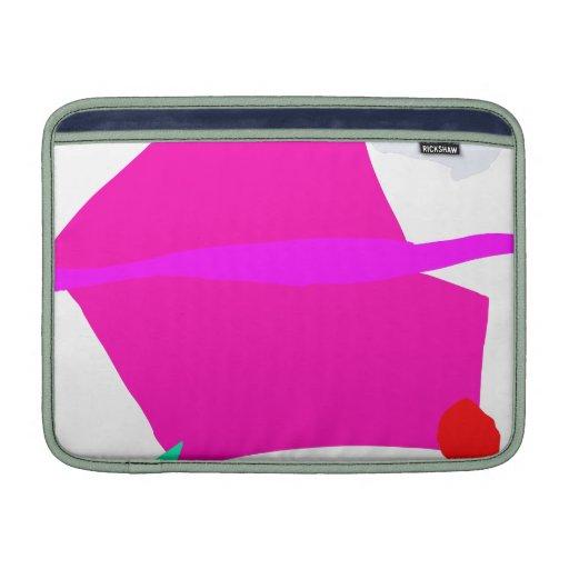 All Seasonal Festivals in the Water MacBook Air Sleeves