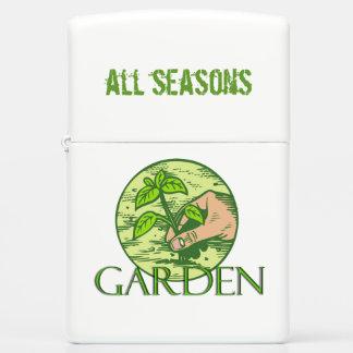 All Seasons Gardener Zippo Lighter