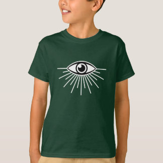 all seeing divine eye T-Shirt