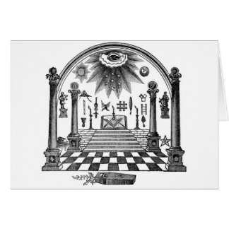 All-Seeing Eye Greeting Cards