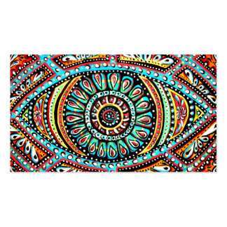 All Seeing Eye Double-Sided Standard Business Cards (Pack Of 100)