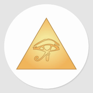 All Seeing Eye / Eye of Horus: Stickers