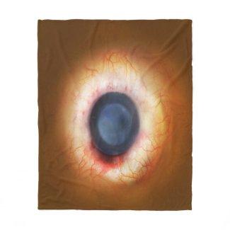 All Seeing Eye Fleece Blanket 50X60