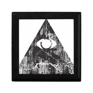 All Seeing Eye Trinket Box