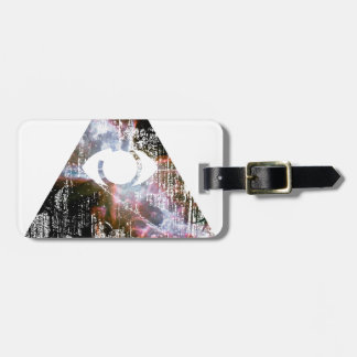 All Seeing Eye Tags For Luggage