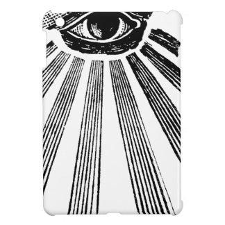 All Seeing Eye NWO Illuminati New World Order iPad Mini Cover
