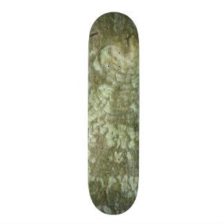 """All Seeing Eye"" Oak Tree Eye Trees Bark Camo Skateboard Deck"