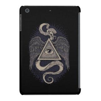 All Seeing Eye Occult Metaphysical iPad Mini Retina Cover