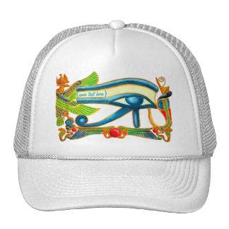 All Seeing Eye Of Horus Trucker Hat