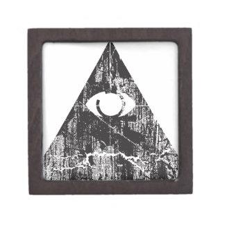 All Seeing Eye Premium Keepsake Box