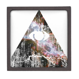 All Seeing Eye Premium Jewelry Boxes
