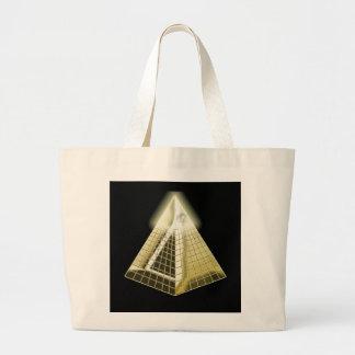 All Seeing Eye Pyramid Bag