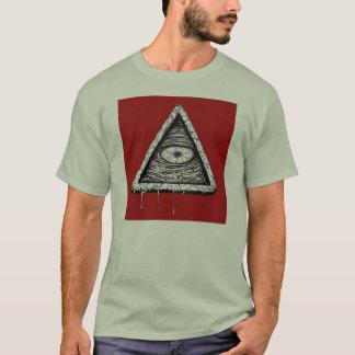 All Seeing Eye Shirt XL