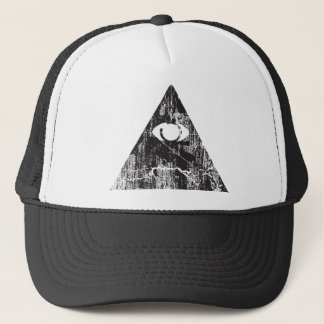 All Seeing Eye Trucker Hat
