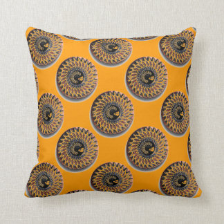 All-seeing eyes pillow