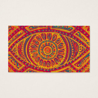 All Seeing Joy Business Card
