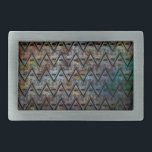 """All Seeing Pattern Belt Buckle<br><div class=""""desc"""">All Seeing Pattern</div>"""