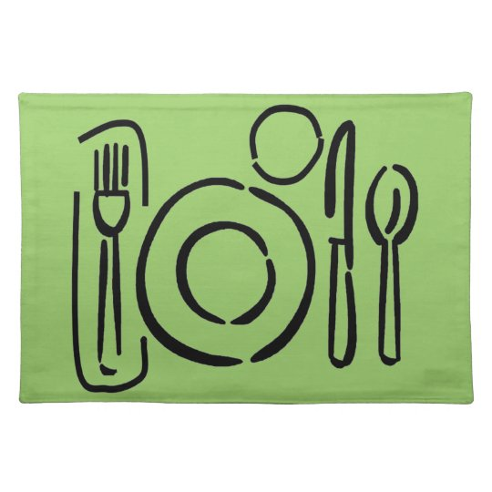 All Set Cloth Placemat