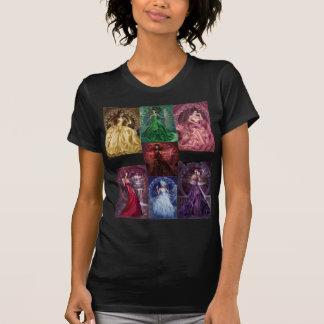 all seven sins t-shirts