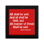 All Shall Be Well Gift Box