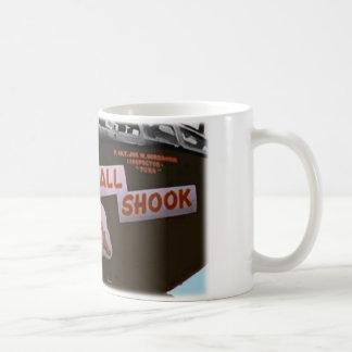 All Shook Coffee Mug